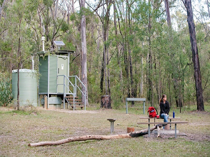 Ten Mile Hollow campground - Whitsundays Accommodation