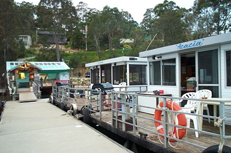 Clyde River Houseboats - Whitsundays Accommodation