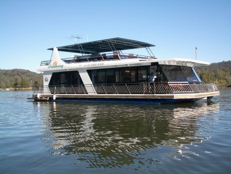 Able Hawkesbury River Houseboats - Whitsundays Accommodation