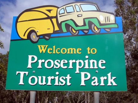 Proserpine Tourist Park - Whitsundays Accommodation