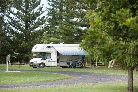 North Beach Holiday Park - Whitsundays Accommodation