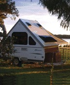 Turner Caravan Park - Whitsundays Accommodation