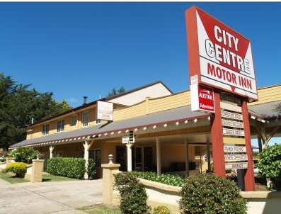 City Center Motor Inn