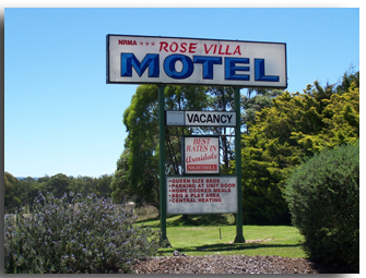 Rose Villa Motel