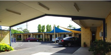 Almare Tourist Motel - Whitsundays Accommodation