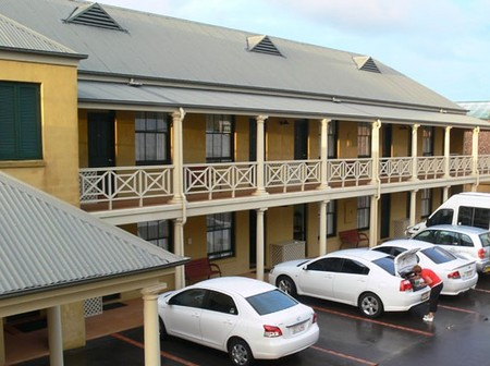 Ballina Heritage Inn - Whitsundays Accommodation