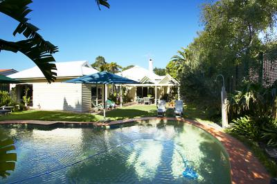 Waratah Brighton Boutique Bed And Breakfast - Whitsundays Accommodation