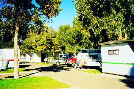 Esperance Bay Holiday Park - Whitsundays Accommodation
