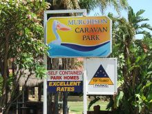 Murchison Park Caravan Park - Whitsundays Accommodation