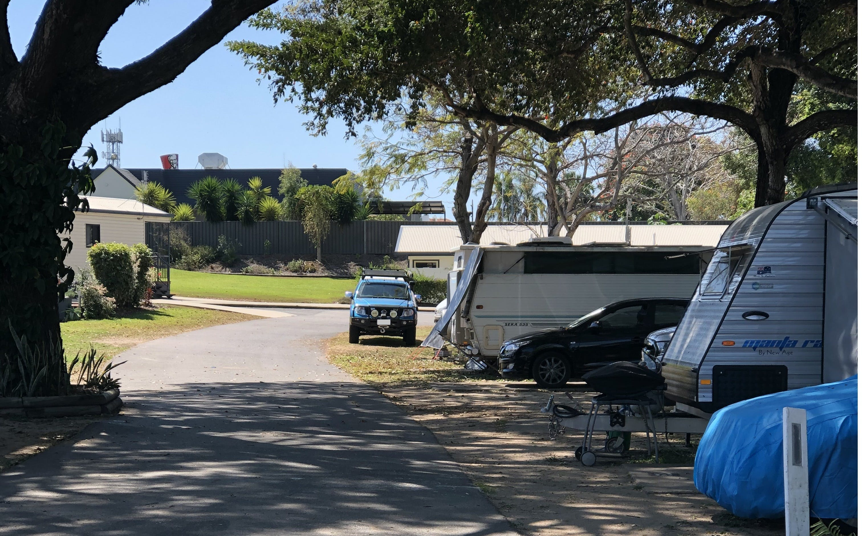 Burdekin Cascades Caravan Park - Whitsundays Accommodation