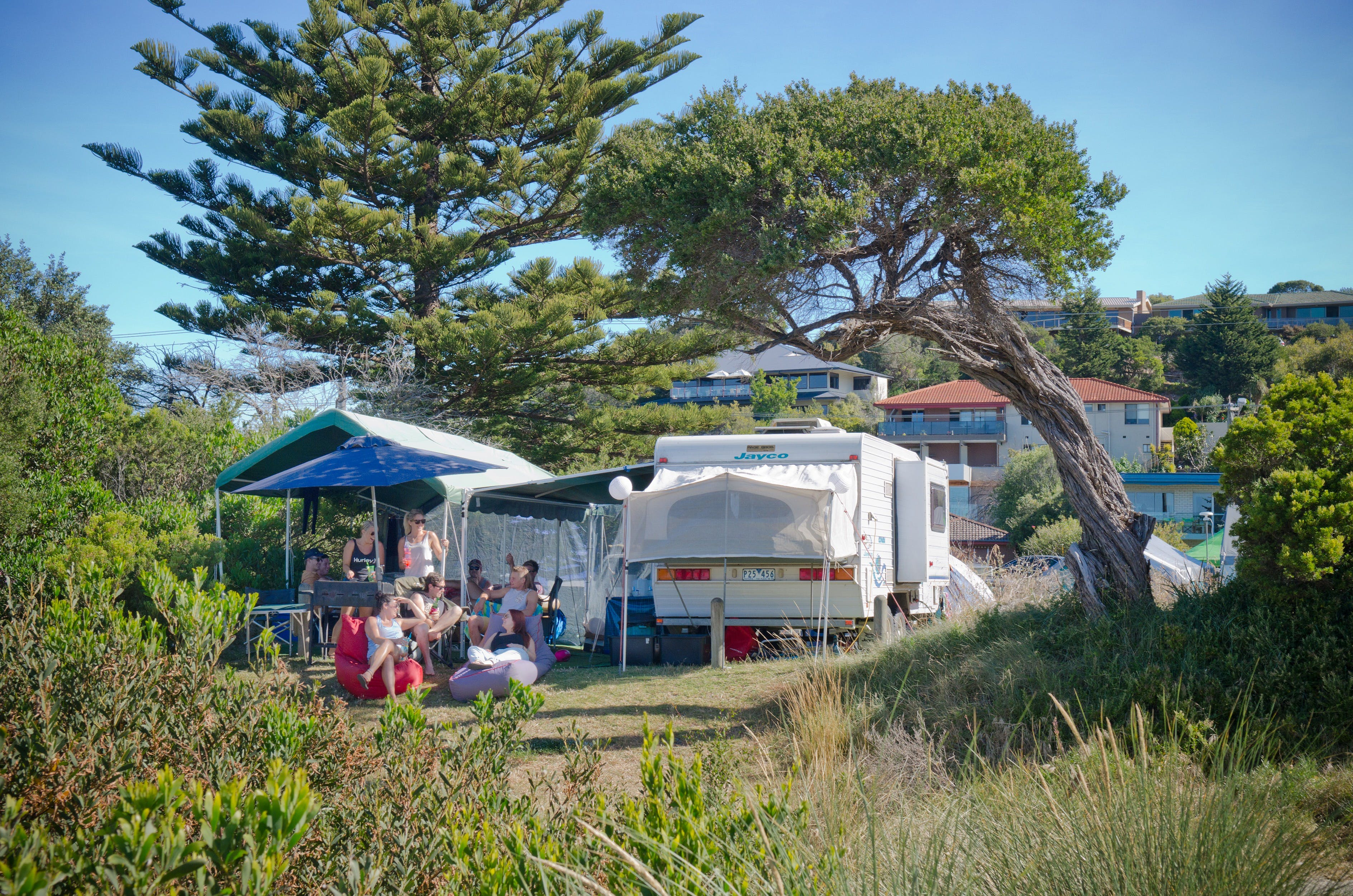 Rye Foreshore Camping - Whitsundays Accommodation