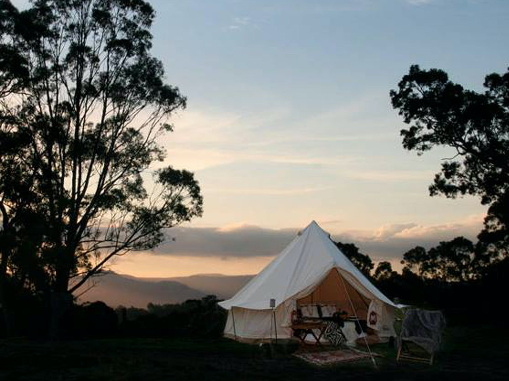 Megalong Valley Glamping - Whitsundays Accommodation