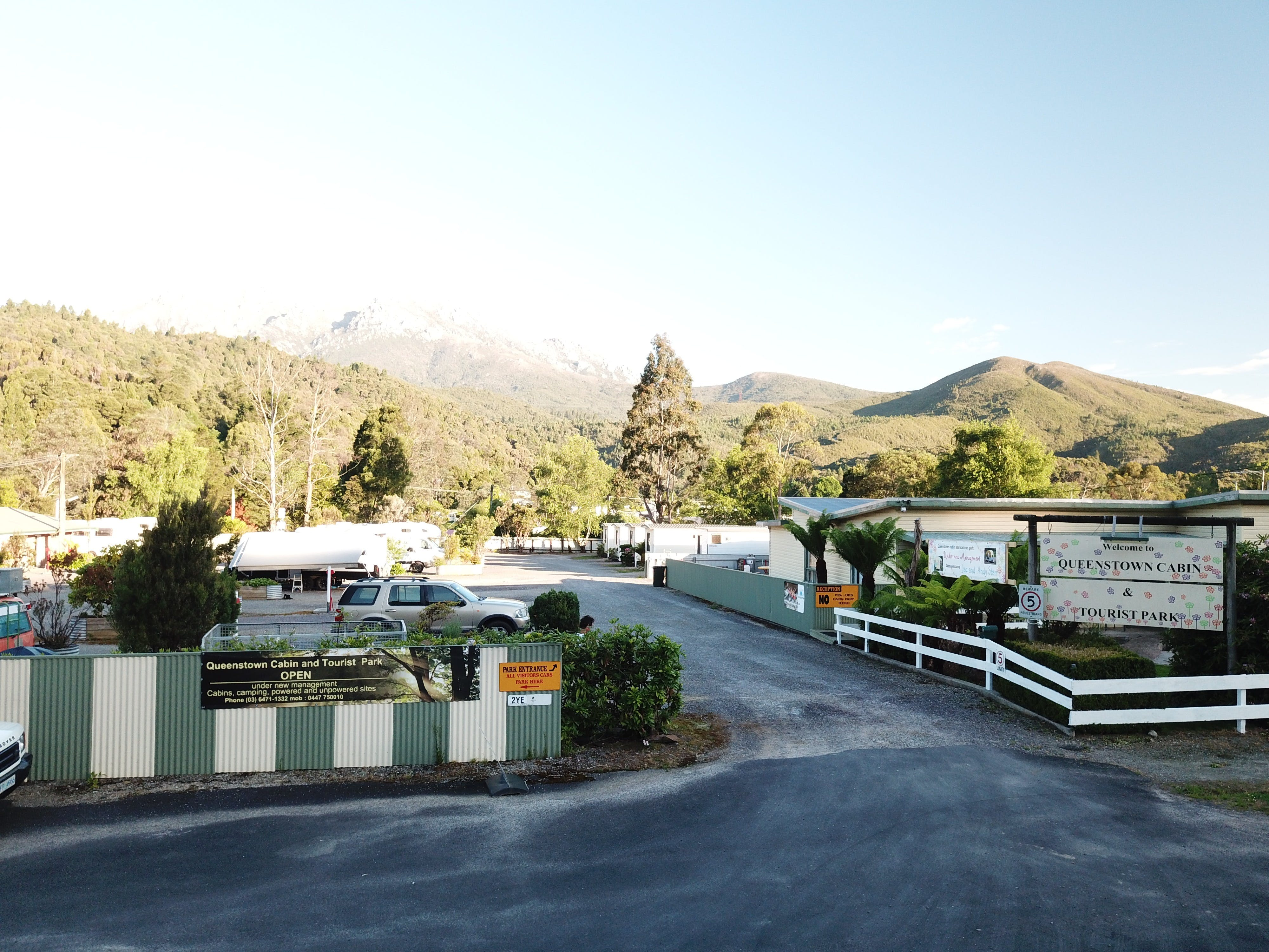 Queenstown Cabin and Tourist Park - Whitsundays Accommodation