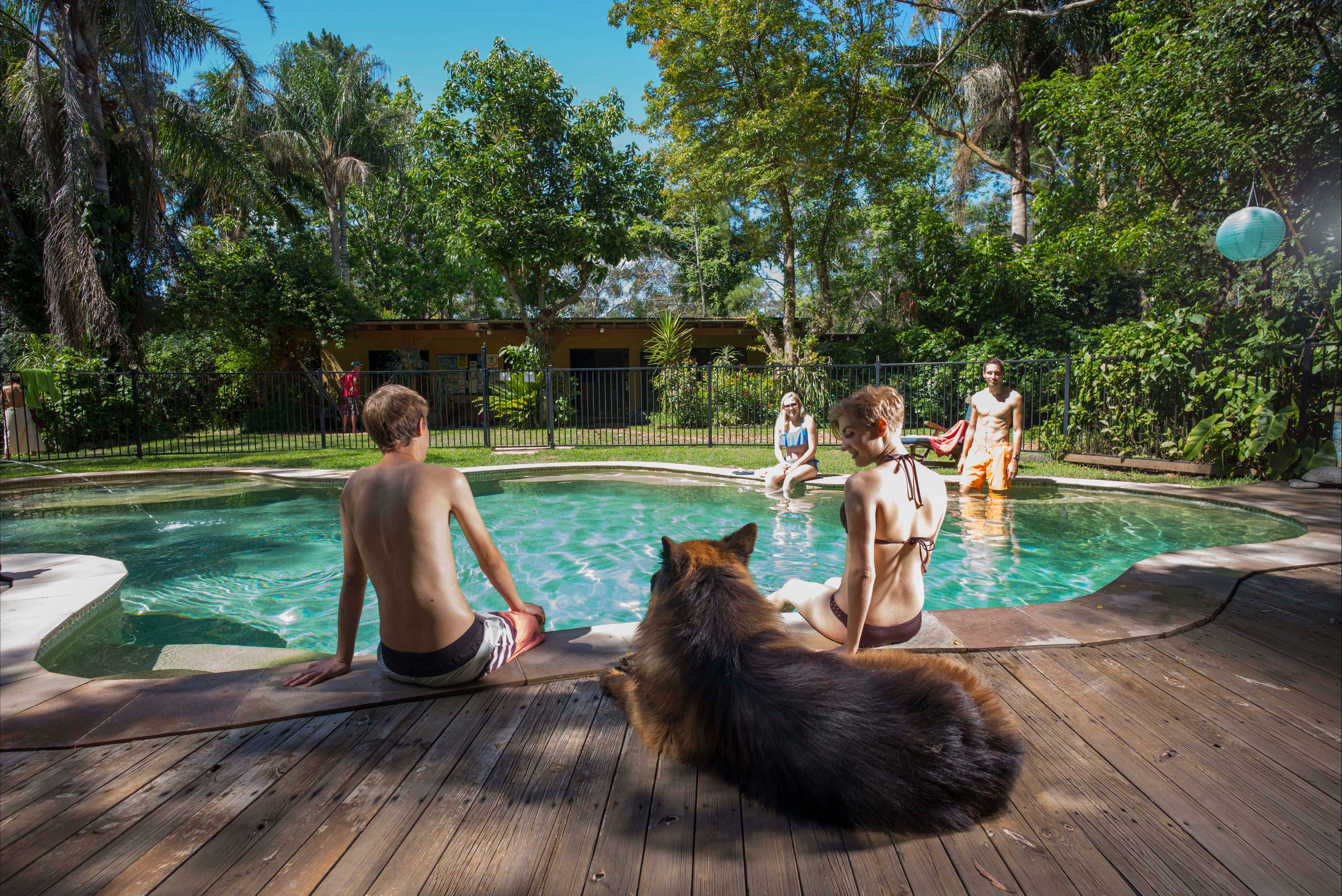 Samurai Beach Bungalows Port Stephens YHA - Whitsundays Accommodation
