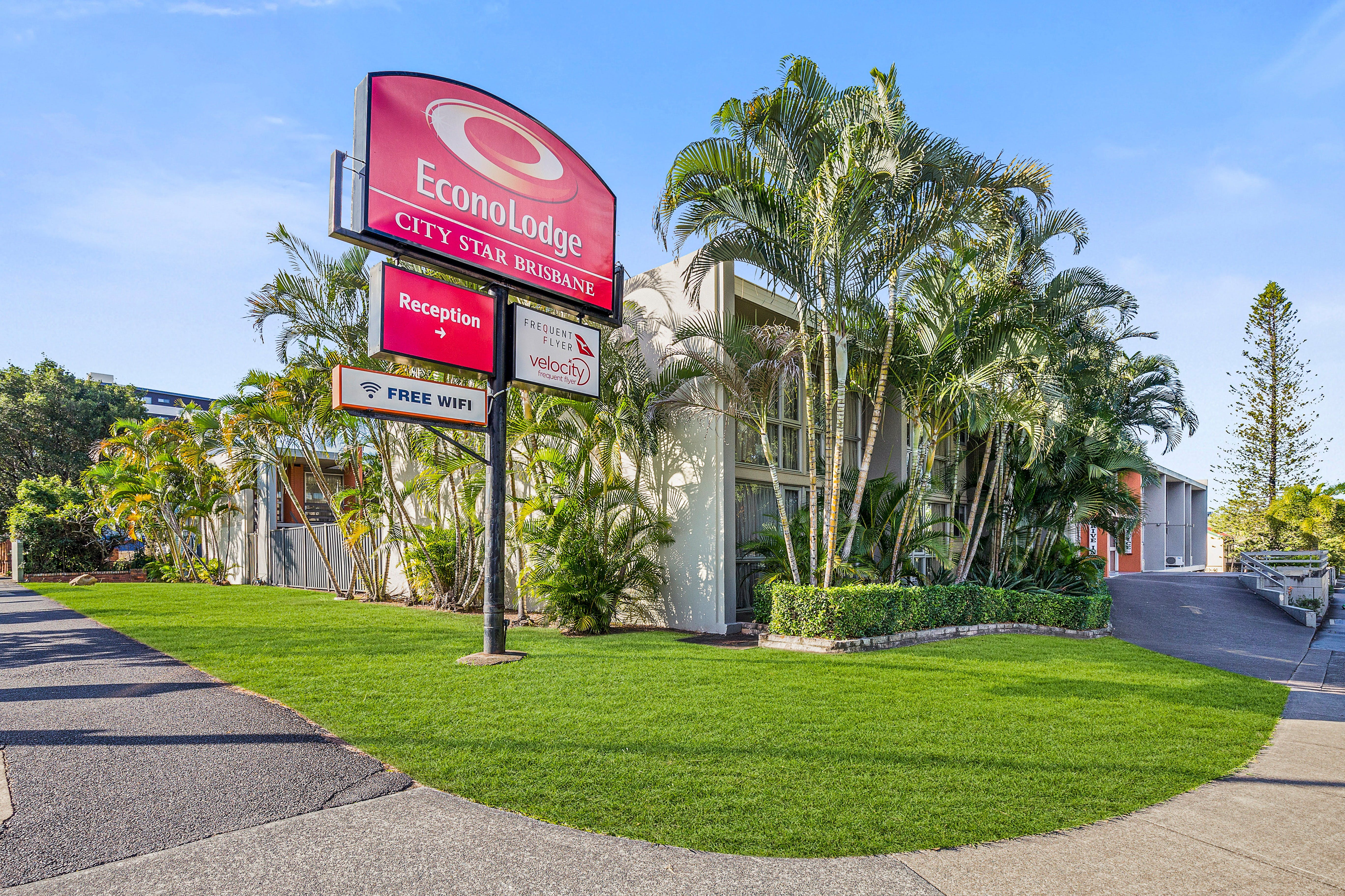 Econo Lodge City Star Brisbane - Whitsundays Accommodation