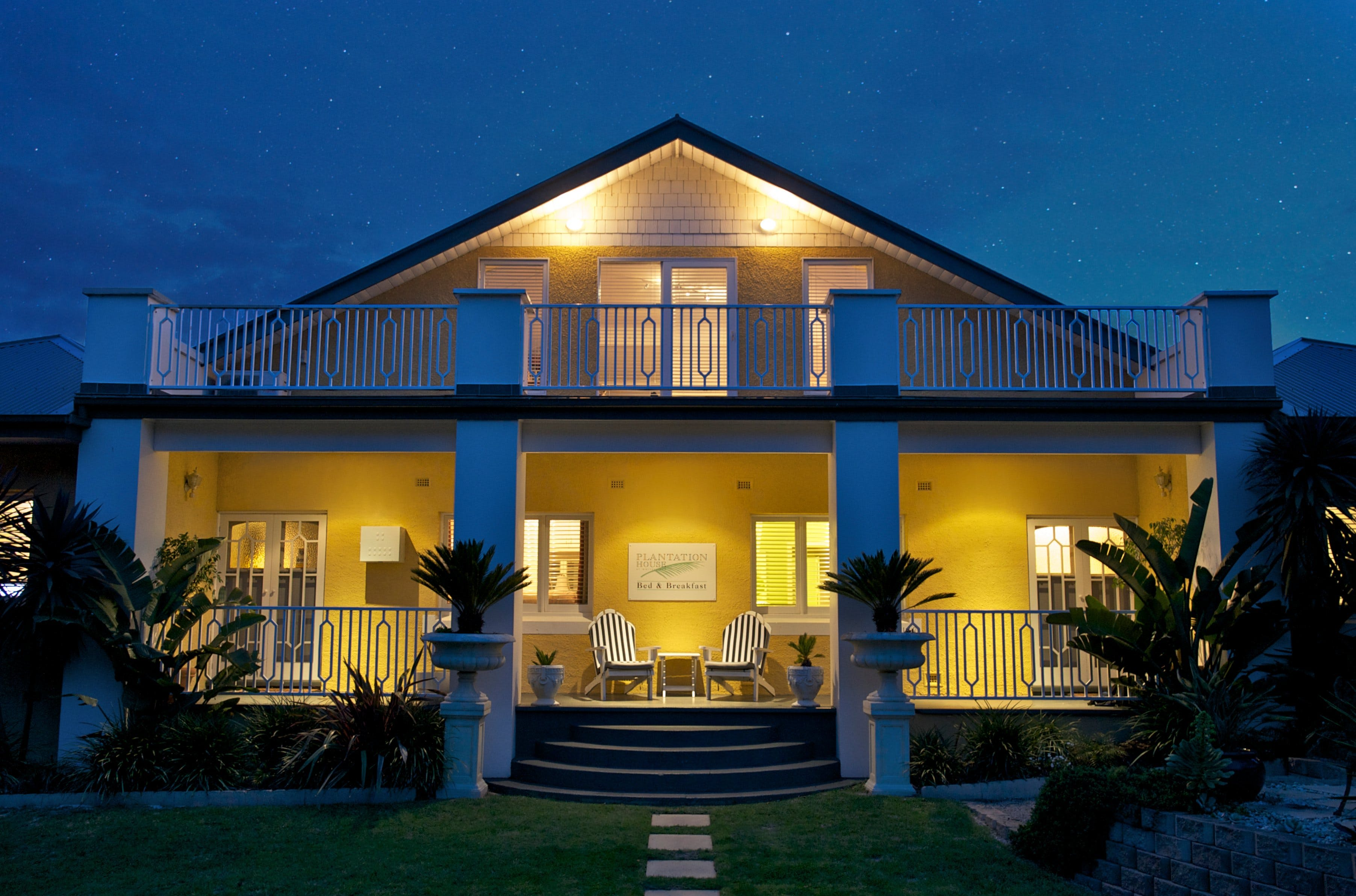 Plantation House at Whitecliffs - Whitsundays Accommodation