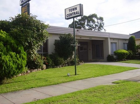Bairnsdale Town Central Motel - Whitsundays Accommodation