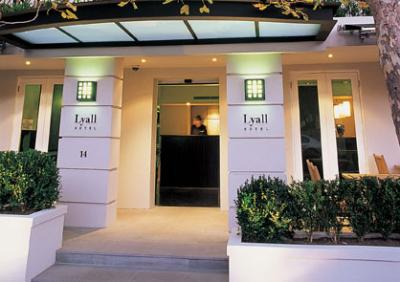 The Lyall Hotel And Spa - Whitsundays Accommodation