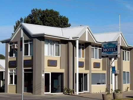Moodys Motel - Whitsundays Accommodation
