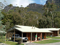 Halls Gap Log Cabins - Whitsundays Accommodation