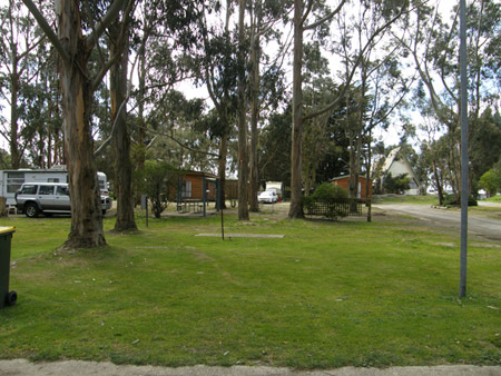Shady Acres Caravan Park Ballarat - Whitsundays Accommodation