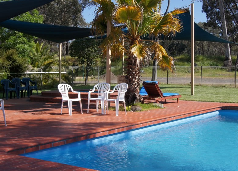 Bendigo Park Lane Holiday Park - Whitsundays Accommodation