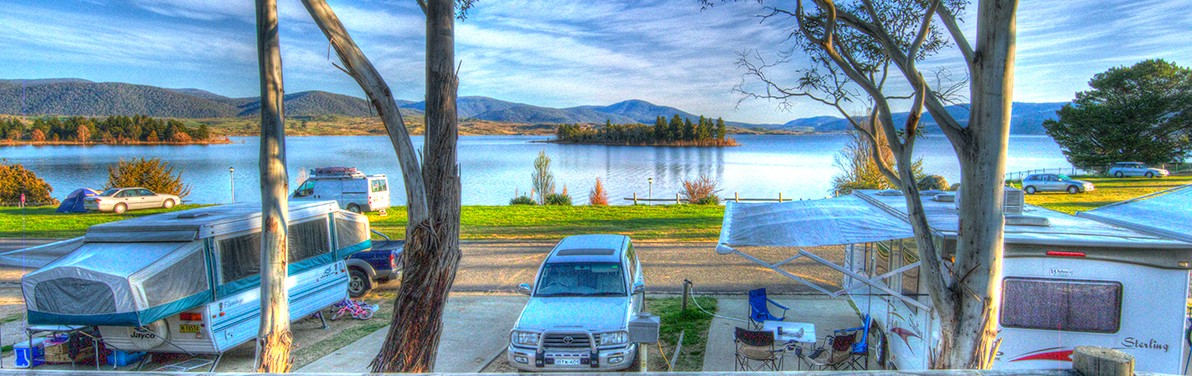 Jindabyne Holiday Park - Whitsundays Accommodation