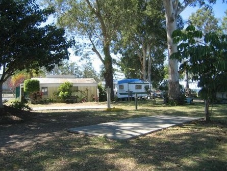 Bells Caravan Park - Whitsundays Accommodation