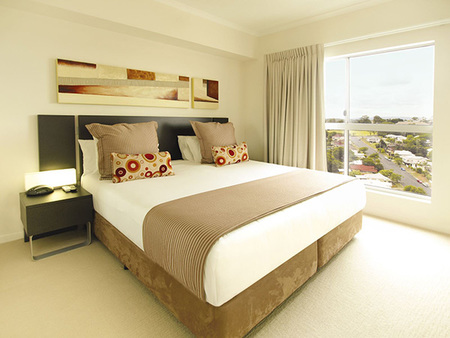 Oaks Aspire Apartments - Whitsundays Accommodation