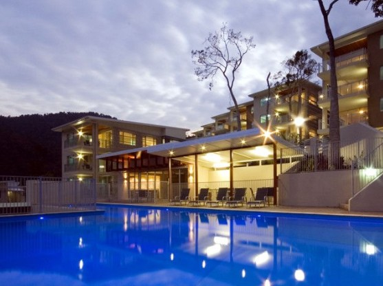 Summit Apartments Airlie Beach - Whitsundays Accommodation